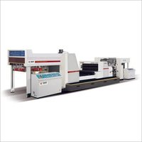 High Speed UV Spot Coating Machine