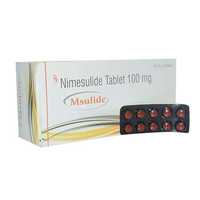 Nimesulide Tablet 100 mg