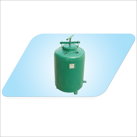 Fertigation Mixing Tank