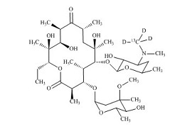 Erythromycin-13C-d3