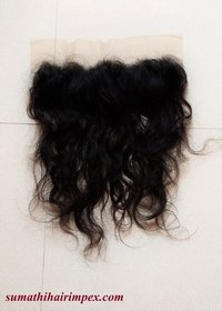 black wavy closures