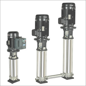 High Pressure Vertical Multistage Centrifugal Pumps