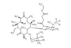 Erythromycin Ethylsuccinate-13C-d3