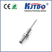 Ultra Small Type Inductive Proximity Sensor