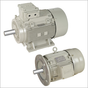 Energy efficient Cast Iron Three Phase Induction Motors