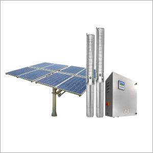 AC Submersible Solar Pump