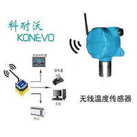 Integrated Wireless Temperature Sensor Switch Zigbee Output With Long Distance