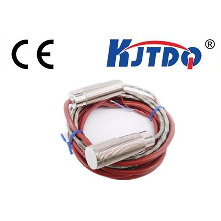 PTFE Cable High Temperature Inductive Sensor