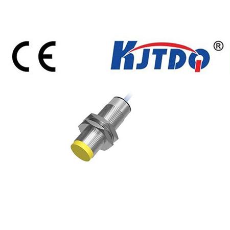 Non Flush Type High Temperature Inductive Proximity Sensor