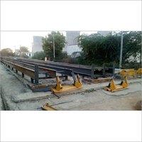 PSC Pole Mould Bench