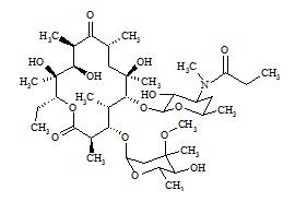 N-Demethyl-N-Propanoyl Erythromycin