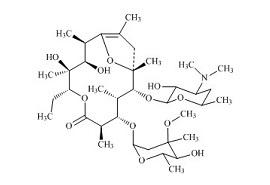 Erythromycin EP Impurity E (Erythromycin A Enol Ether)