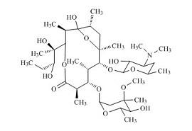 Pseudoerythromycin A Hemiketal