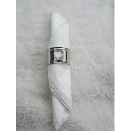 Heart Napkin Ring