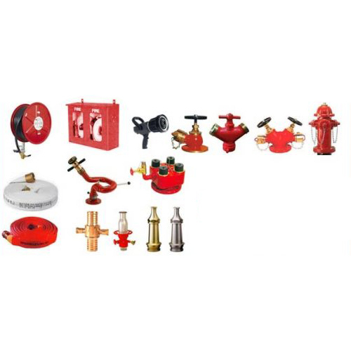 Fire Fighting System Components