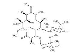 Erythromycin A 9-Oxime (Z-Isomer)
