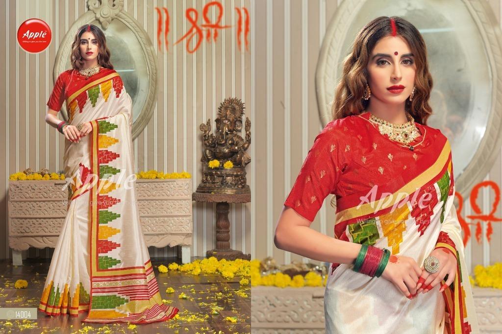 Traditional Patola Silk Sarees