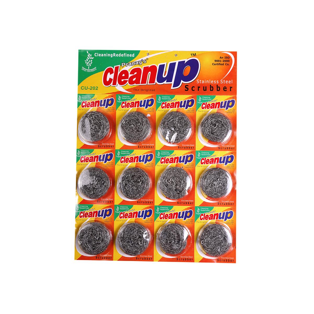 Steel Dish Scrubber