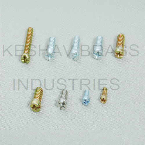 Cheese Combination Head Screw