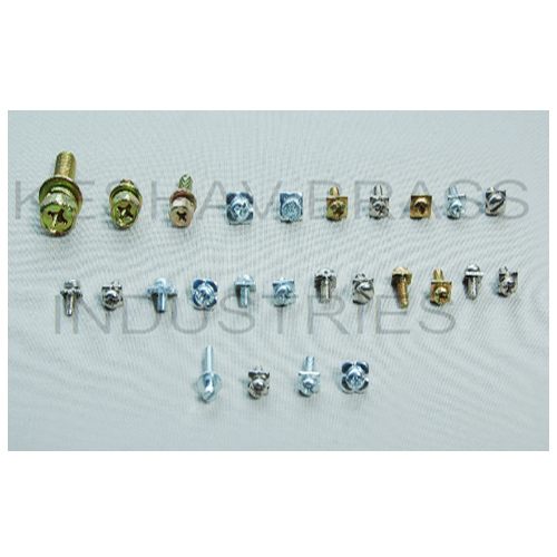 Brass SEMS Screw