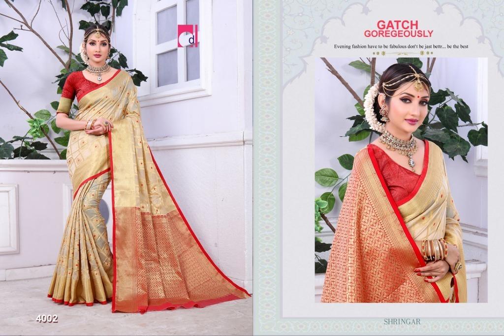 Branded Banarasi  Sarees Online