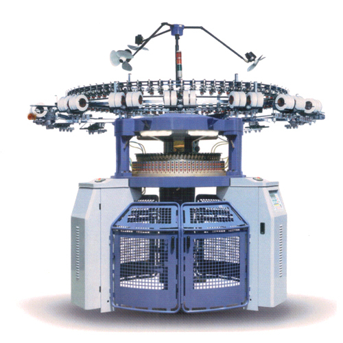 Single & Double Jersey Circular Knitting Machines