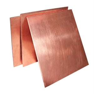 Laminated Copper Sheets