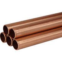 Round Copper Pipe
