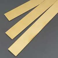 Brass Strip Component