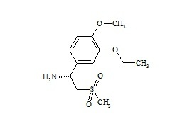 Apremilast Impurity 1