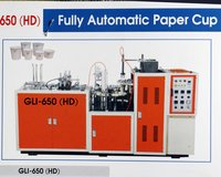 Paper Cup & Glass Making Machine