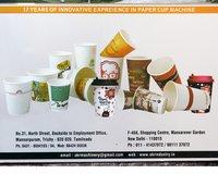 Paper Cup & Glass Making Machine