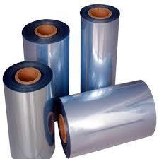 PVC Blister Films Rolls