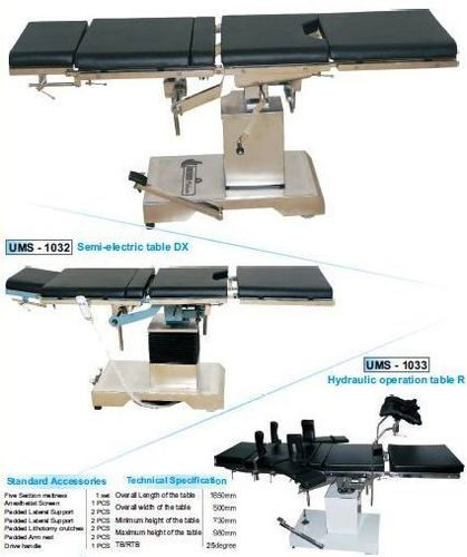 Hospital Furniture OT Table
