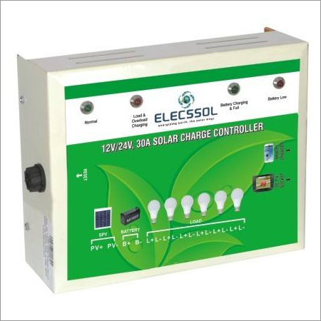 Solar Charge Controller Panel