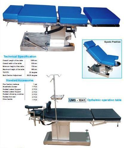 Surgical Operating Table