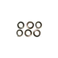 MS Flat Section Spring Washers