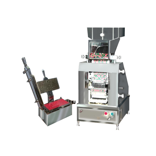 Capsule Hand Filling Machines Loader