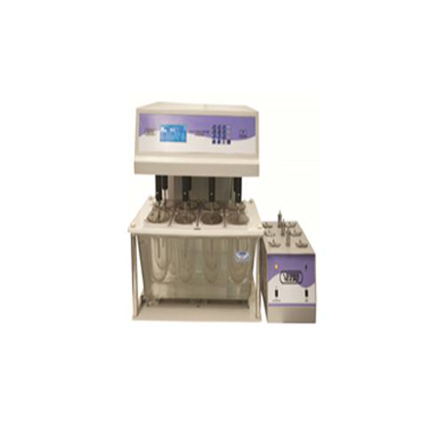 Microcontroler Based Dissolution Test Apparatus