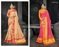 Pure Cotton Silk Sarees Online