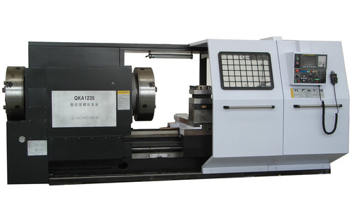 QK1235 Lathe For Pipe Machining For Oil Or Gas Fielding China Supplier
