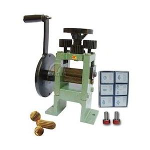 Single Roller Chakupara Rolling machine