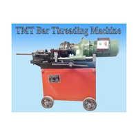 TMT Bar Threading Machine