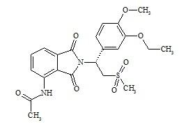 R-Apremilast  , Apremilast R-Isomer