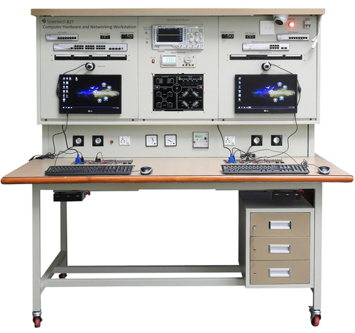 Hardware and Networking Security WorkStation
