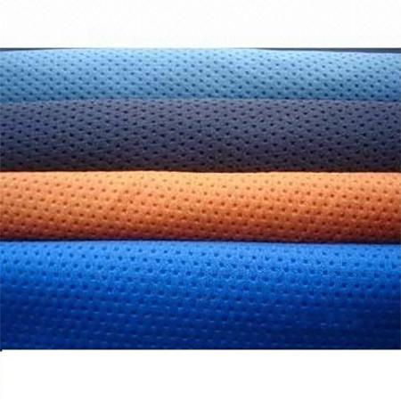 Dot knit fabrics
