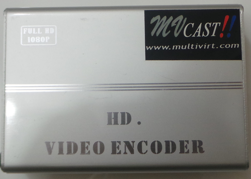 H.265/H.264 HD HDMI & SD CVBS Video encoder