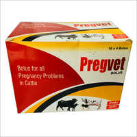 Cattle Pregnancy Feed Supplement