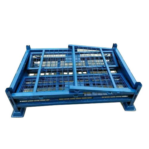 Foldable Pallet Container
