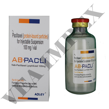 AB PACLI 100mg(Paclitaxel  Injection)